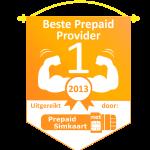 1 Embleem Beste Prepaid - Logo vergroot