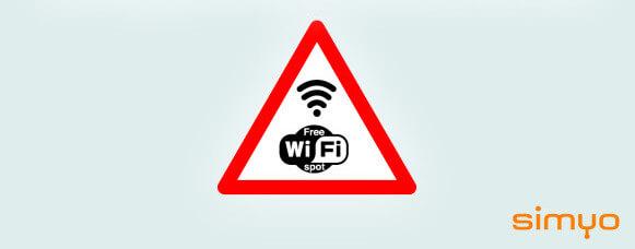 Pas op met openbare Wi-Fi