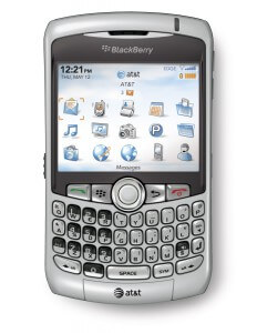 Rim BlackBerry smarphone