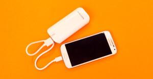 externe batterij - powerbank