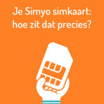 Simyo simkaart