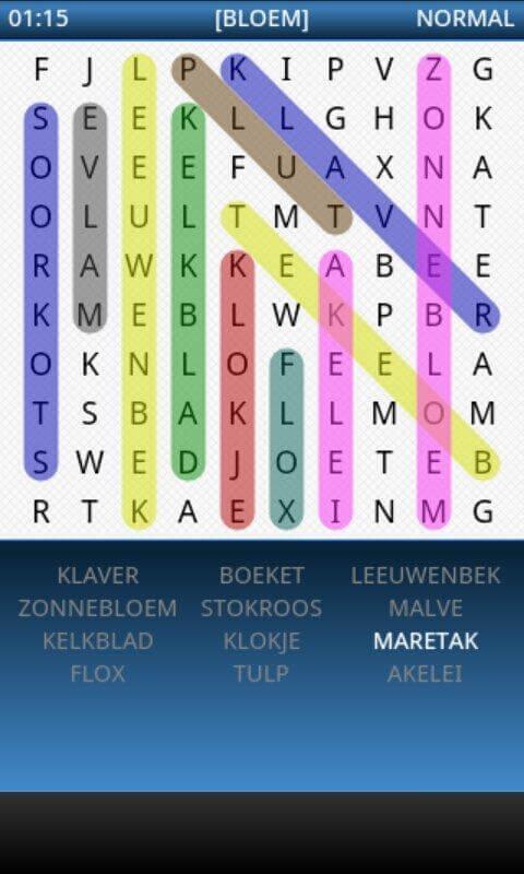 woordenzoeker