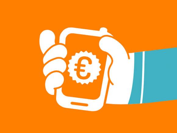 Smartphone Simyo Euro