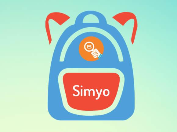 Simyo header