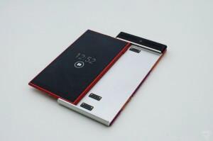 Modulaire smartphone scherm