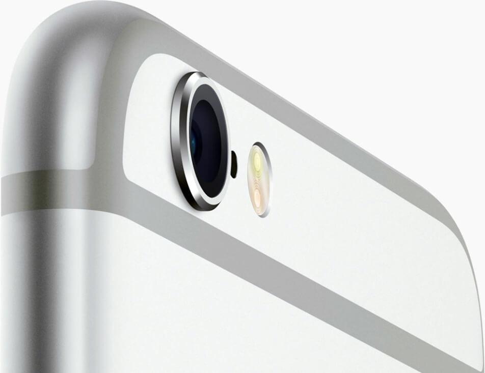 Camera nieuwe telefoon