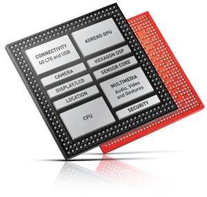 Smartphone processor