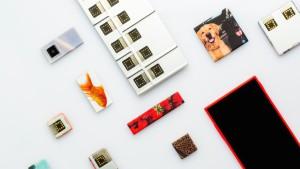 Modulaire smartphone onderdelen