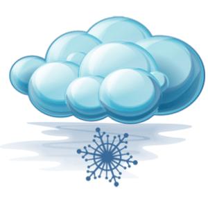 Sneeuw radar