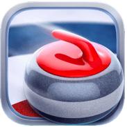 Curling 3D app