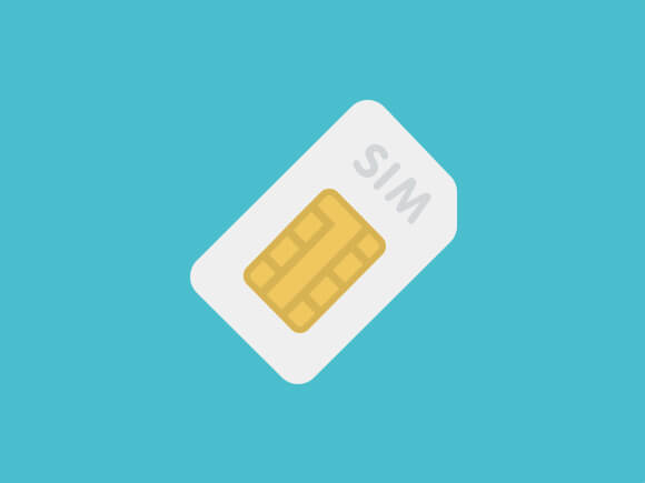 Simyo Header van normaal abonnement naar Sim Only