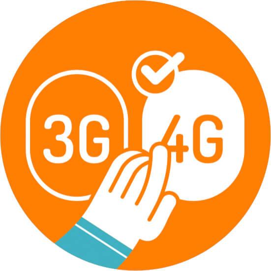 Simyo 3G 4G