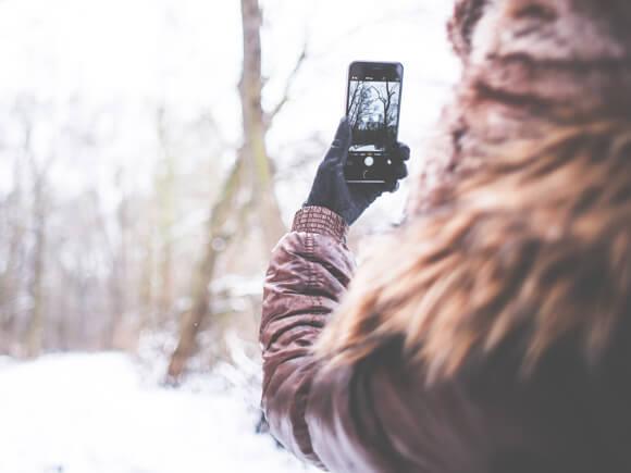 Handige apps voor in de sneeuw Simyo