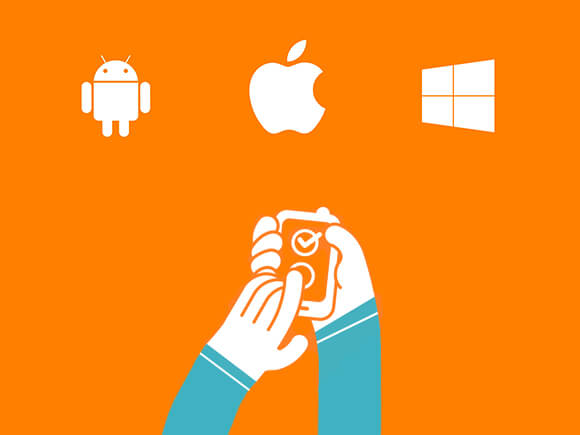 De verschillen tussen Android, iOS en Windows Phone