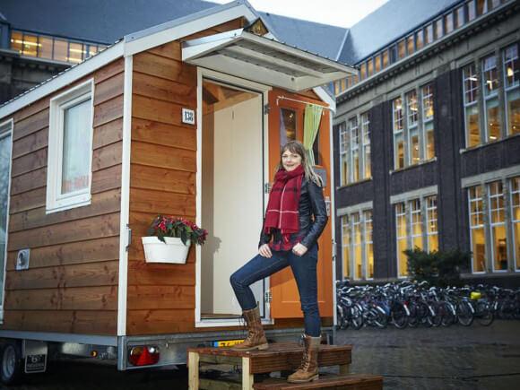 Meer dan genoeg aan 30m blog for Tiny house movement nederland