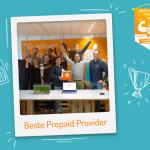 Simyo beste Prepaid provider van Nederland