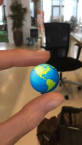 Wereld in je handen