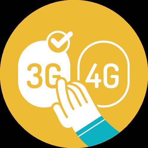 Simyo Sim Only 3G 4G