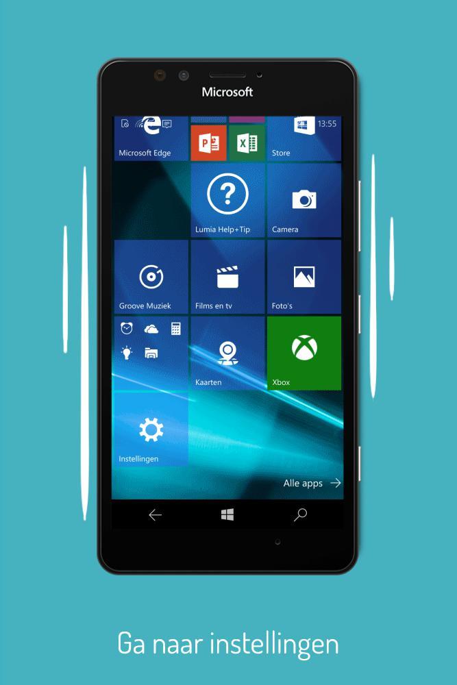 Boefproof Windows Phone