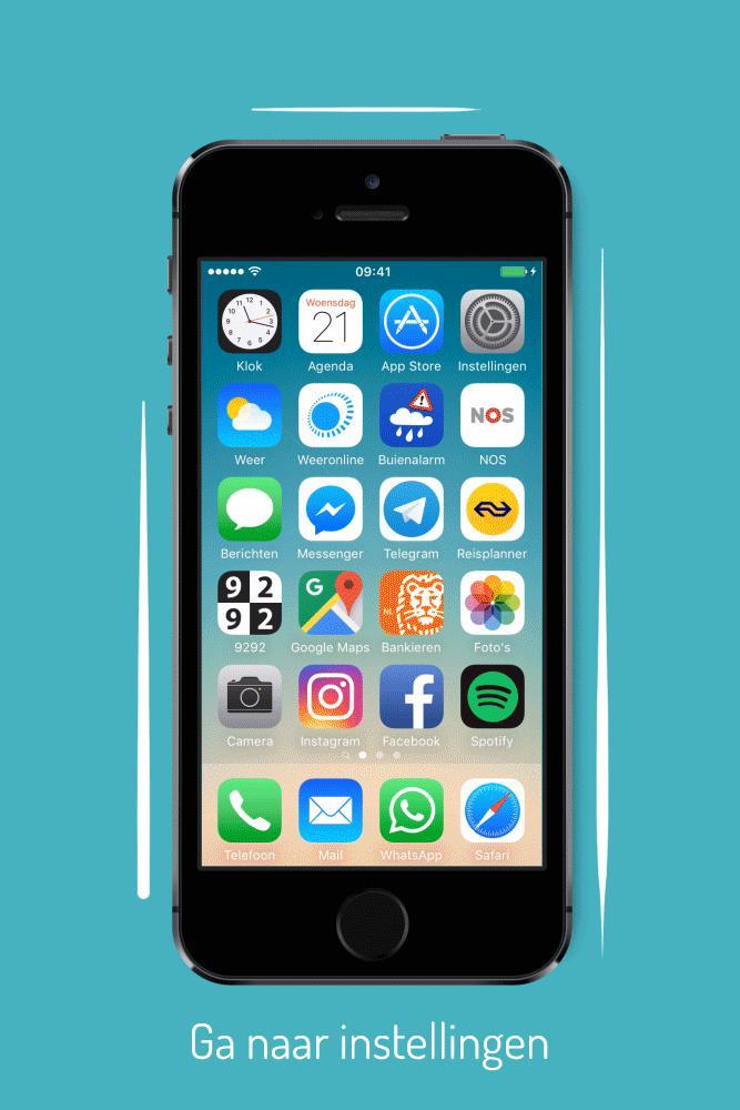 Boefproof iPhone