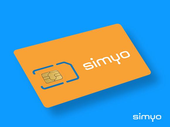 Simyo Sim Only abonnement nemen