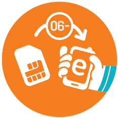 e-simkaart provider verwisselen