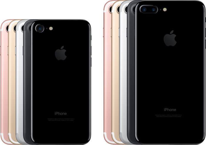 Apple iphone 7 & Apple iPhone 7 Plus