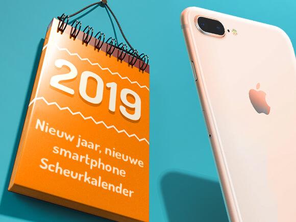 Nieuwe telefoon kiezen header