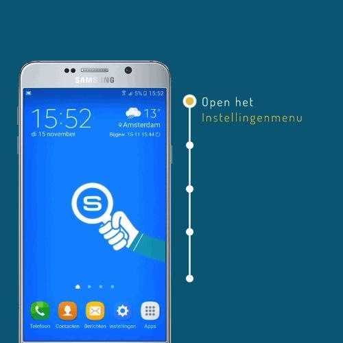 IMEI-nummer vinden Android