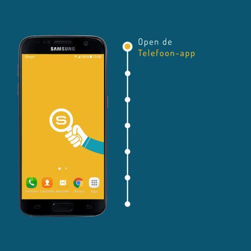 Anoniem bellen Android