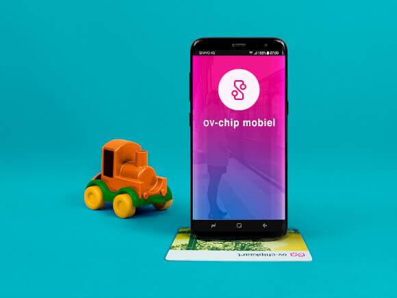 Je smartphone gebruiken als OV-chipkaart? Het kan met OV-chip mobiel!