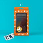 Goedkope smartphone Simyo