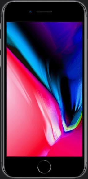 iPhone 8 productshot Simyo