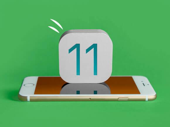iOS 11 Simyo