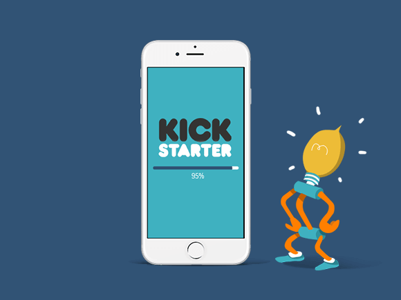 kickstarter projecten