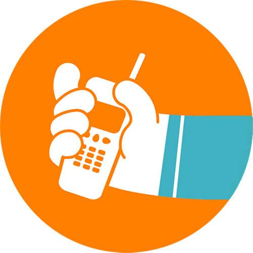 Motorola mobiele telefoon Simyo