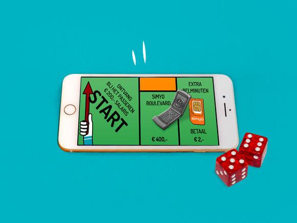 Spelletjes apps voor je smartphone