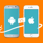 android of iphone