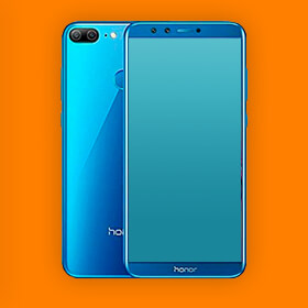 goedkope smartphones honor 9 lite sim only simyo