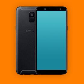 goedkope smartphones samsung galaxy a6 plus sim only simyo