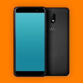 goedkope smartphones wiko lenny 5 android go sim only simyo