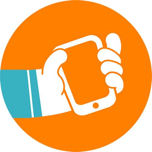verbruik inzien datalimiet mijn simyo app
