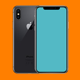 iphone x apple telefoon sim only simyo