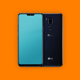 LG G7 ThinQ toptelefoon 2018 van lg simyo