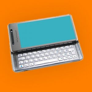 Sony Ericsson Xperia X1 sim only simyo