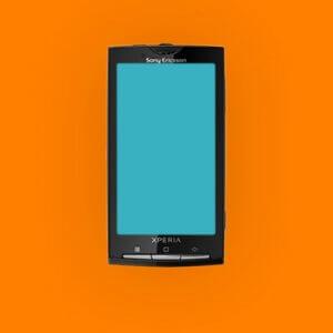 Sony Ericsson Xperia X10 sim only simyo
