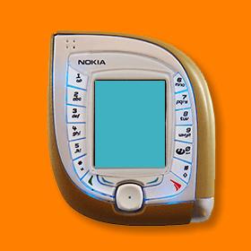Nokia 7600 sim only simyo