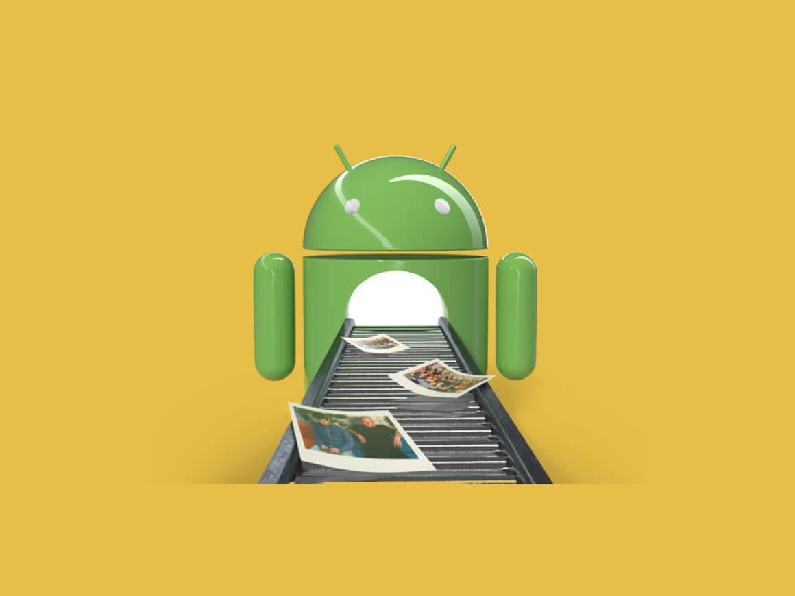 Foto's verplaatsen van Android naar iOS en andersom
