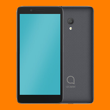 Simyo goedkope smartphones Alcatel 1C