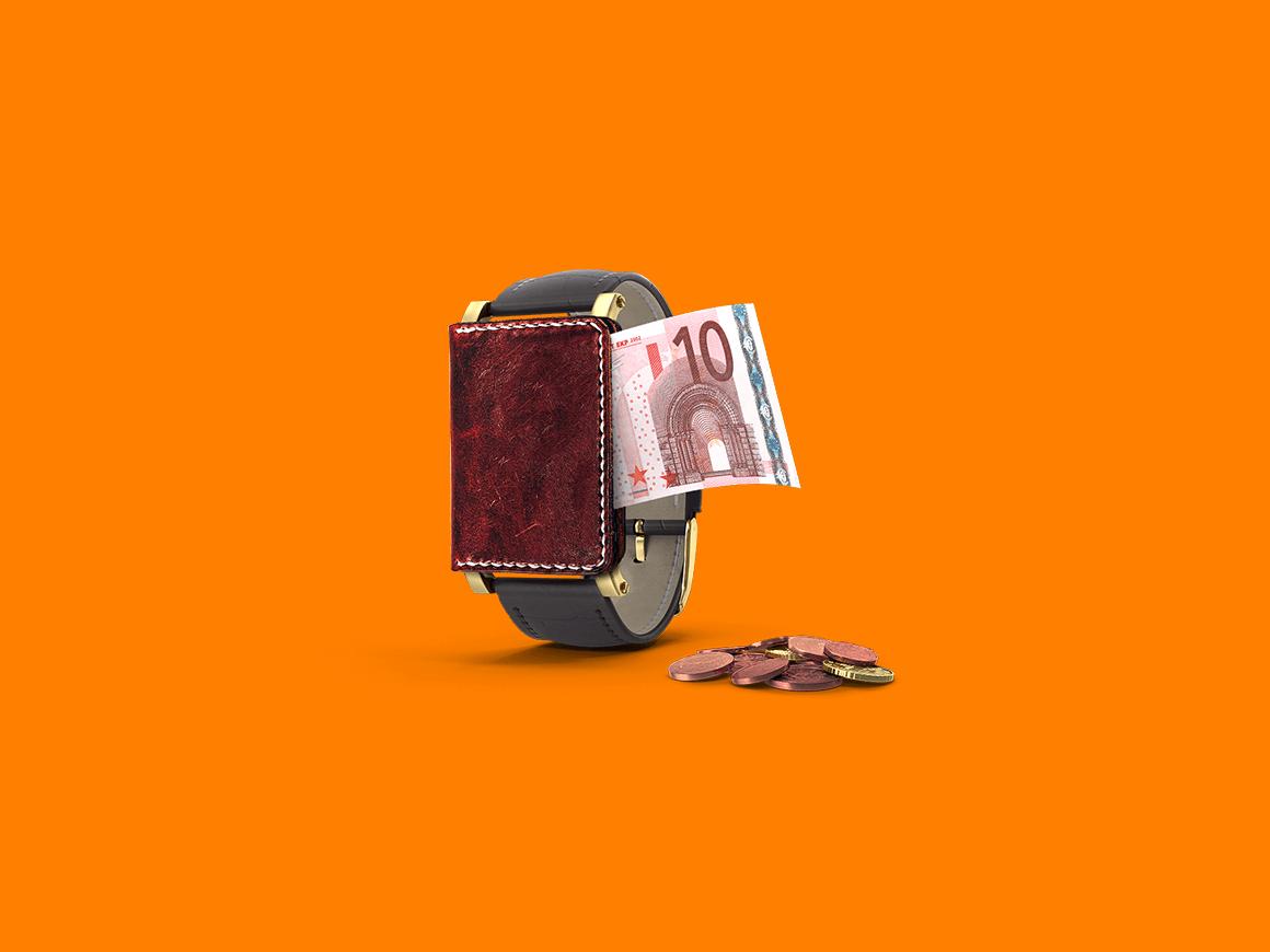betalen met smartwatch